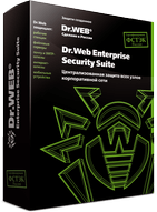 Dr.Web Server Security Suite для файловых хранилищ Novell NetWare